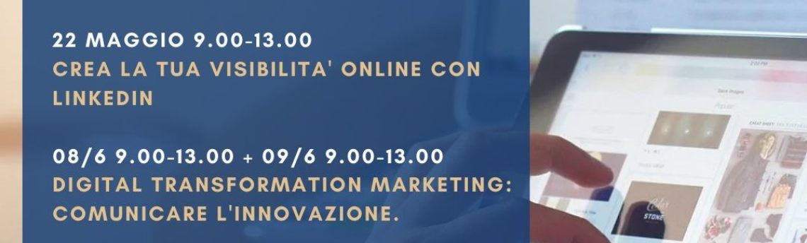 Marketing per la Digital Transformation e l'internet of Things